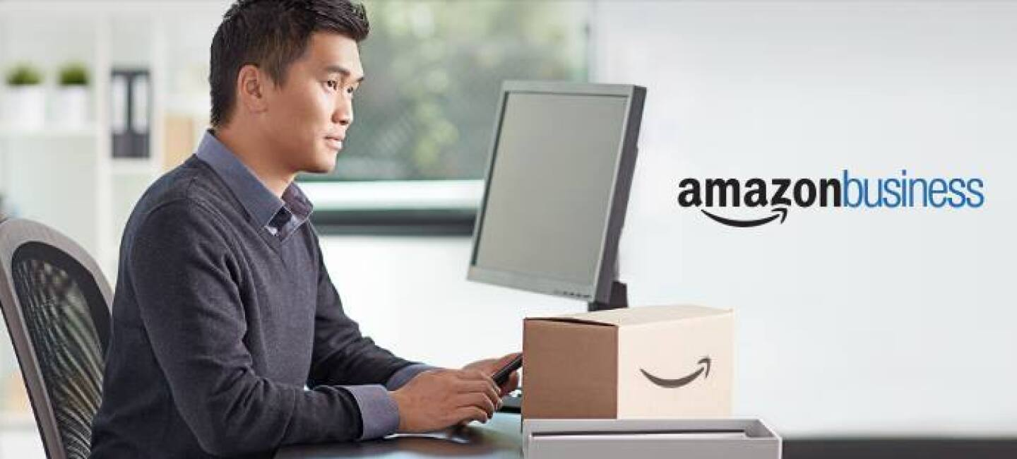 Amazon Business is now available in the EU