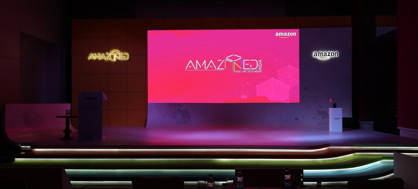 Amazon India Tech Conference AmazONed