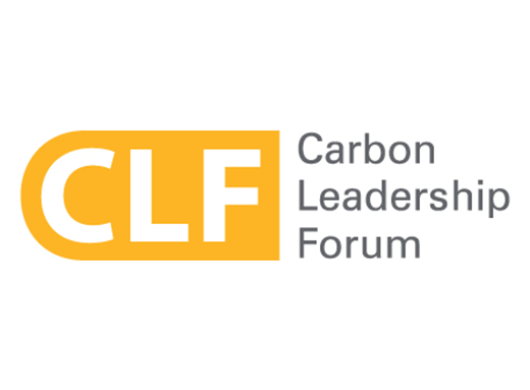 CLF- Carbon Leadership Forum Logo