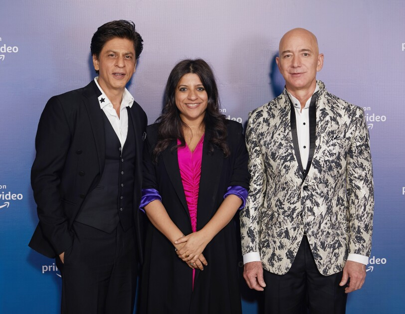 SRK Zoya and Jeff - PV event