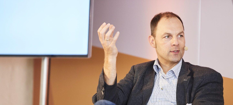 Ralf Herbrich - director of machine learning, Amazon DE