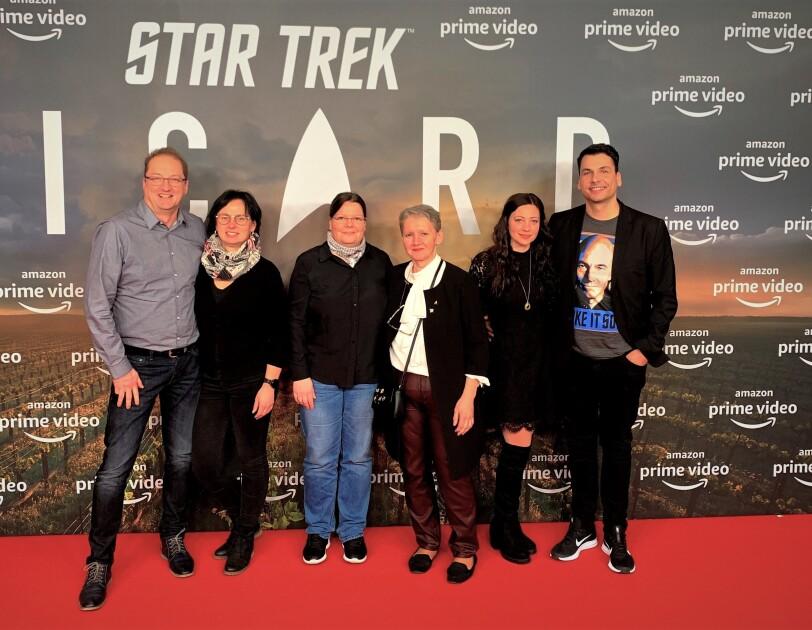 Gruppenfoto mit MitarbeiterInnen aus Bad Hersfeld.