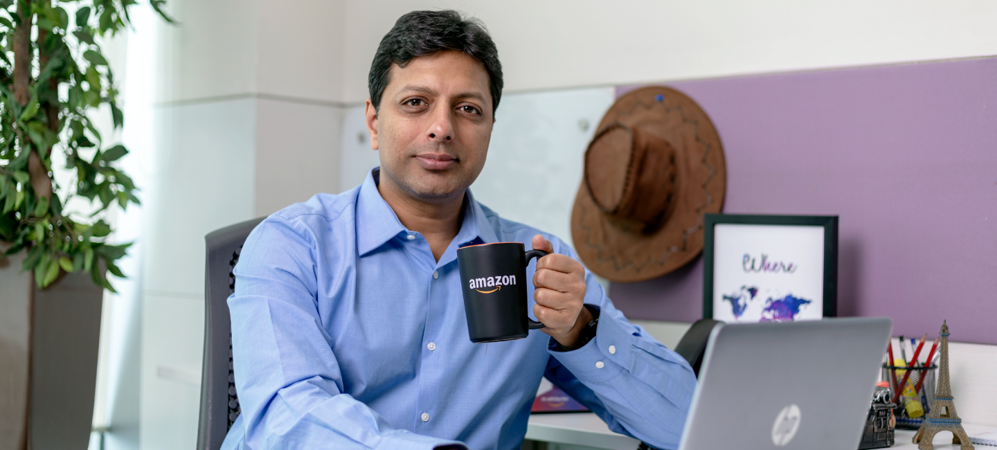 Amit Agarwal Amazon India