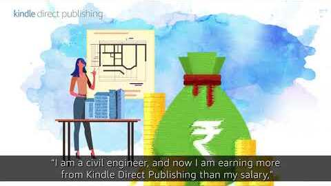 How Kindle Direct Publishing helped keep Aishwarya's family afloat during COVID-19 job cuts