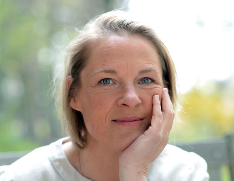 Porträtfoto von Stefanie zu Sayn-Wittgenstein