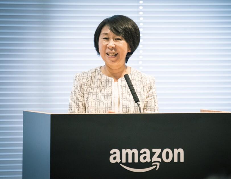 Amazonが多様な働き方に対応 体と心のケアにも配慮した新オフィスをオープン