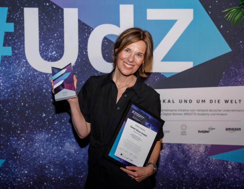 """Eindrücke vom """"Unternehmerinnen der Zukunft""""-Abschlussevent in München"""