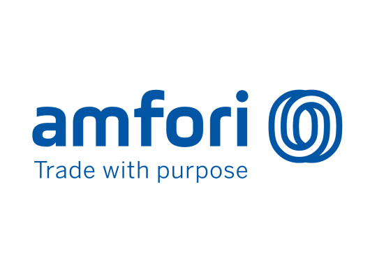 Logo of amfori, an Amazon Sustainability partner
