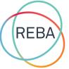 Logo of REBA, an Amazon Sustainability partner