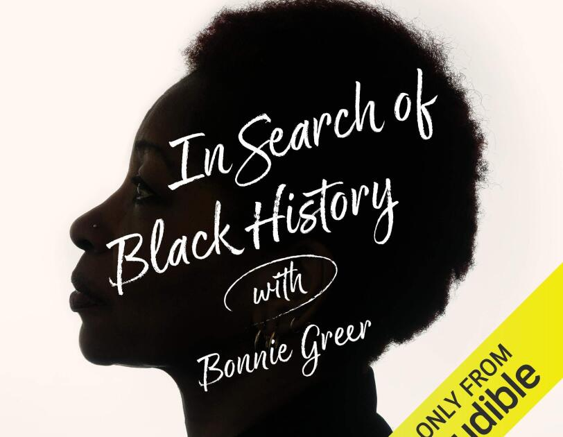 In Search of Black History Audible cover