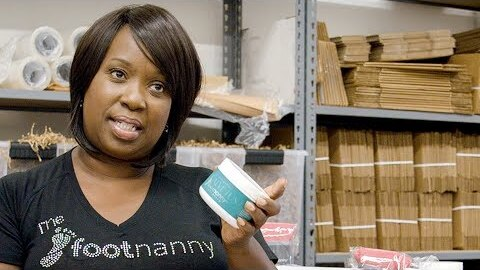 How the Footnanny earned a spot on Oprah's Favorite Things list