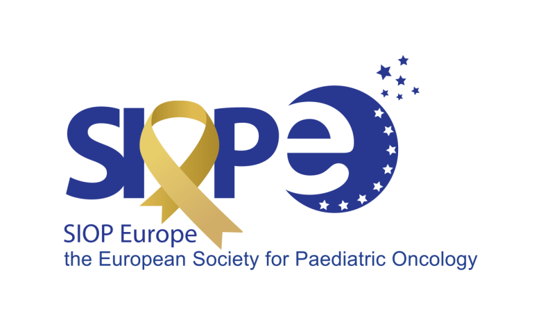 The logo of the European Society for Paediatric Oncology