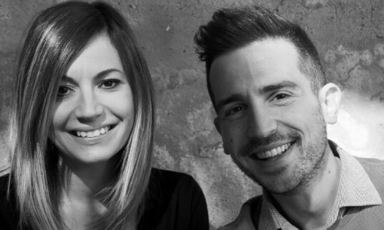 Andrea Magnone and Rossella Perri, owners, EMILIA FOOD LOVE