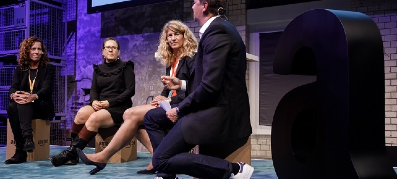 Amazon Academy 2017 - Women entrepreneurs