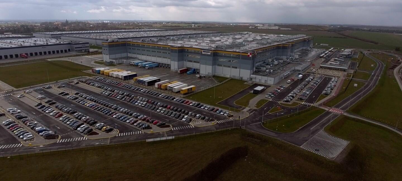 Centrum logistyczne Amazon w Gliwicach
