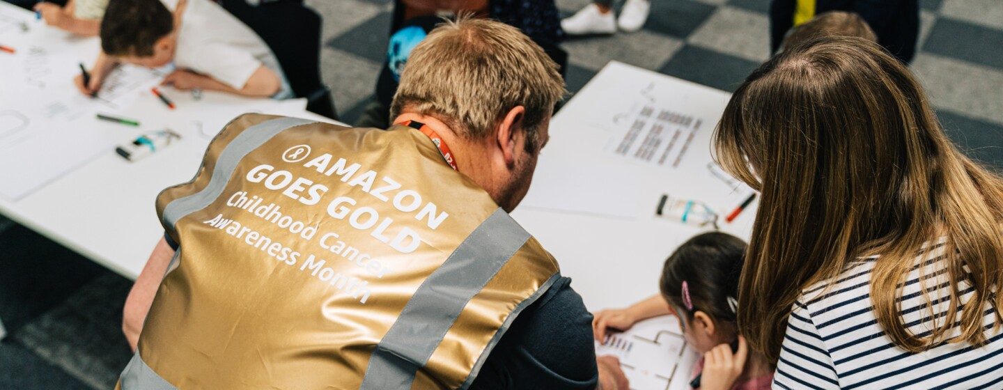 Amazon Goes Gold at Doncaster fulfilment centre