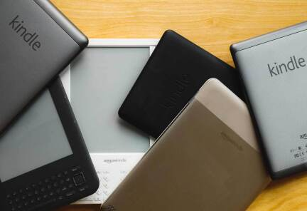 Amazon Kindle devices which have reached the end of their life are able to be recycled