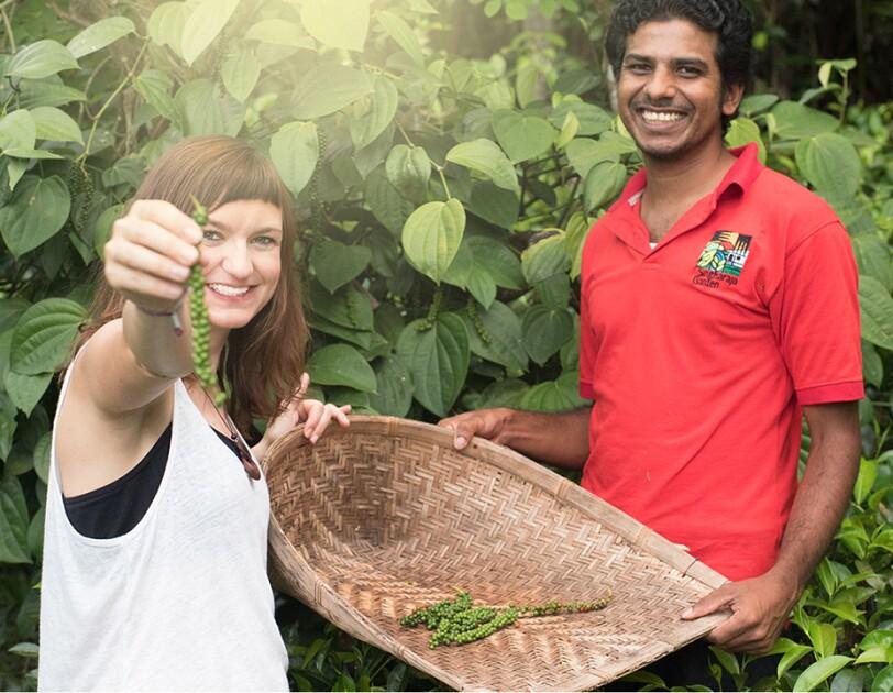 Laura Brandt von Yummy Organics