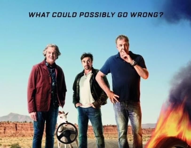Amazon Originals: The Grand Tour, Season 1