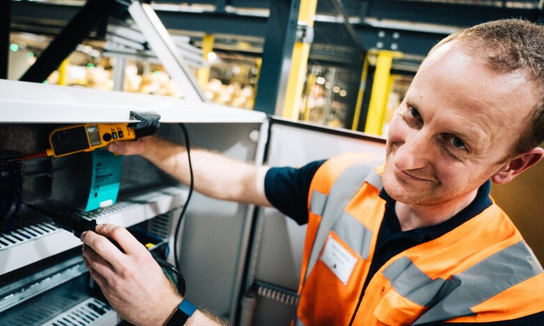 Amazon apprentice Tomas Bohacs