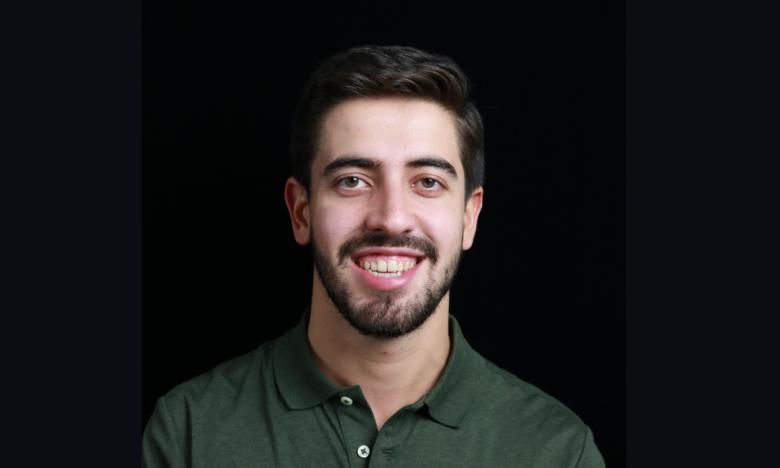 Headshot of Eduardo Oliveira, Global Account Manager, Media & Entertainment, Amazon Web Services