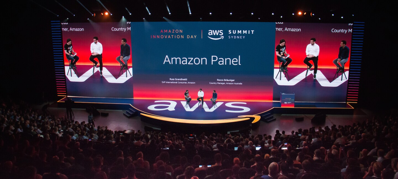 Amazon Innovation Day Panel