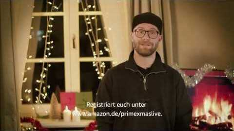 Coming Home for Christmas_Mark Forster_Weihnachten mit Amazon