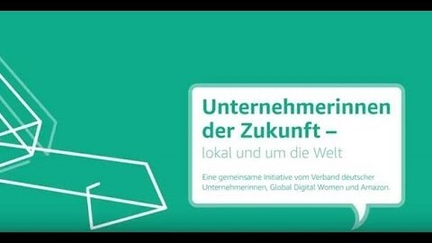 Let's get digital: Unternehmerinnen der Zukunft