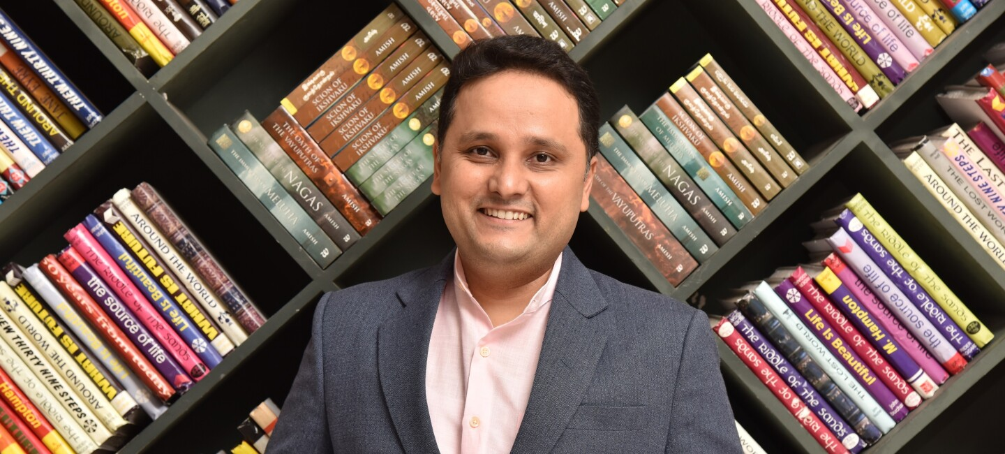Amish Tripathi lead