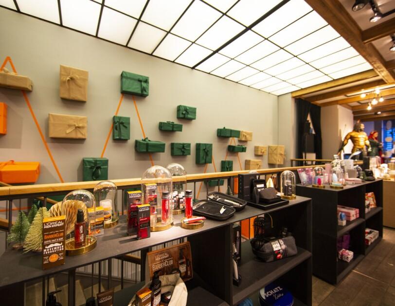 Amazon Pop-up Store Berlin #HomeofChristmas