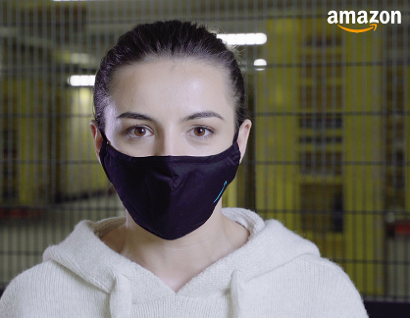 Joanna Nyga, Area Manager w centrum logistycznym Amazon