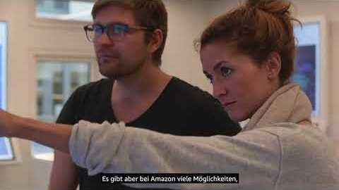 Von Amazon Fashion zu AWS: Karriereschritt mal seitwärts
