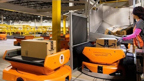Amazon's newest robots mean new jobs