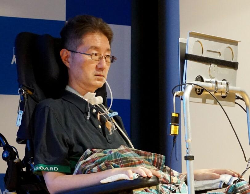 難病ALS患者に「声」を与えたAWSのテクノロジー