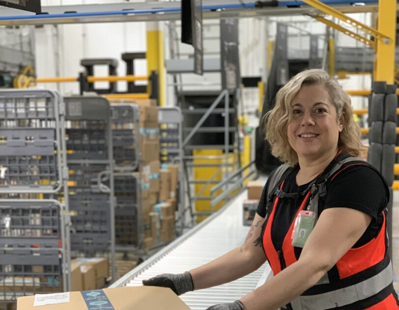 Amazon associates prepare for Peak