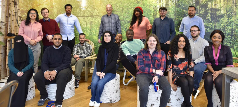 Amazon Web Services reStart learners