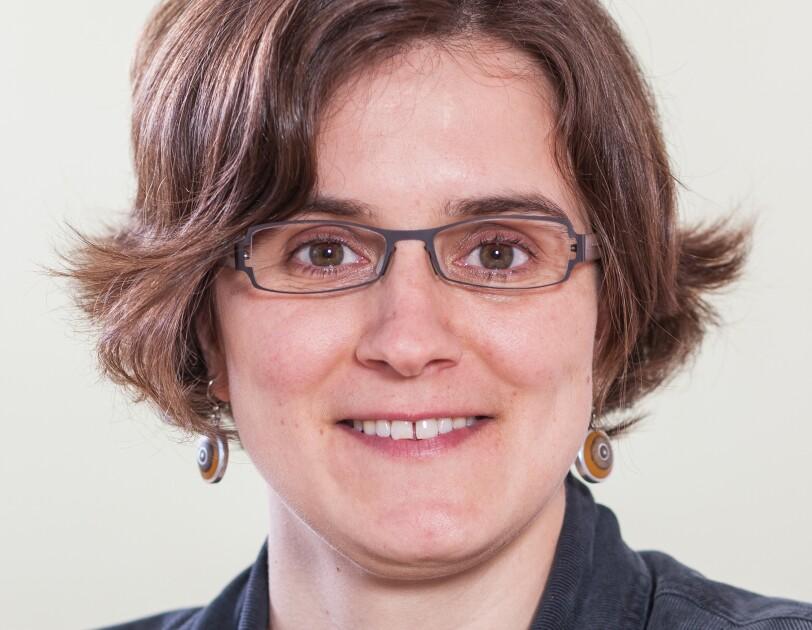 Andrea Bartsch, seit April 2019 als Referatsleiterin für die Online-Beratung der Caritas verantwortlich.