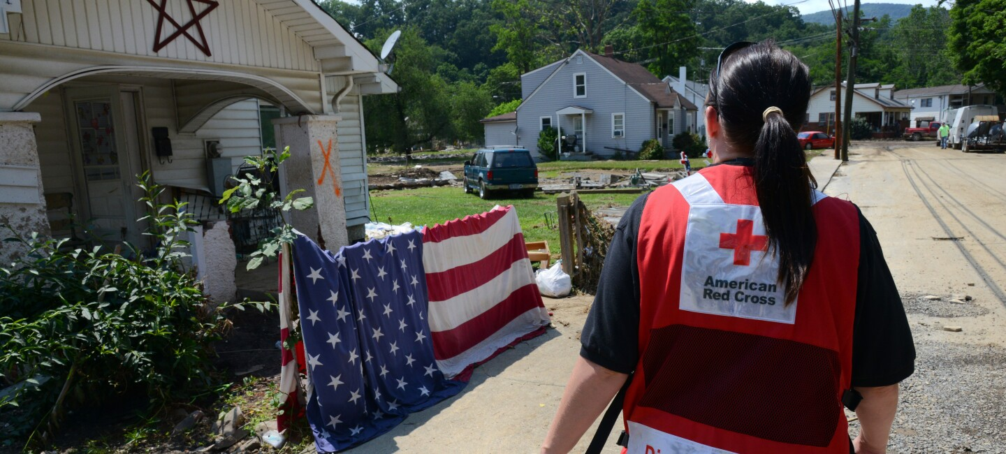 Editorial, Promotional and Fundraising Use by the American Red Cross. Use on or in association with the sale of Commercial products may require additional rights.Editorial Use for media and approved Third Parties.Fundraising Use by approved sponsors and