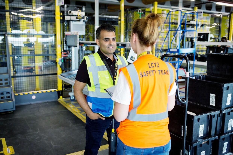 Meet the Amazon safety team