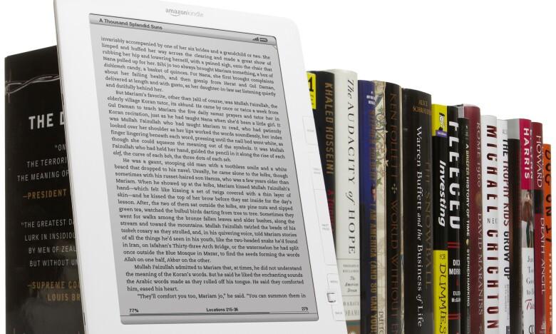 Nell, Amazon Kindle