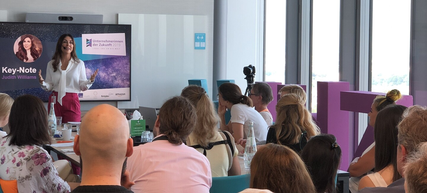 Female Entrepreneurs of the Future in Munich: the success story goes on - JWilliams