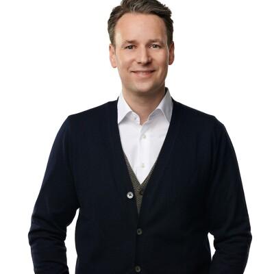 Tobias Jaroschek, Geschäftsführer Mercatura Warenhandel.