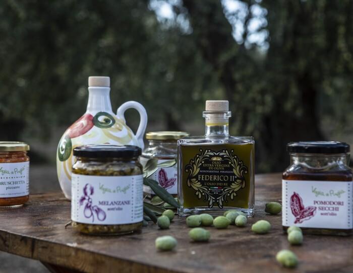 Olio e conserve di verdura di Voglia di Puglia