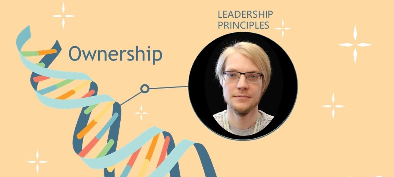 """Florian Triefenbach schreibt über das Leadership Principle """"Ownership"""""""
