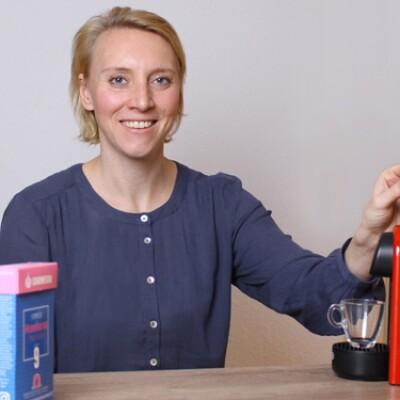 Nora Feldhaus-Hofbauer, Geschäftsführerin Gourmesso.