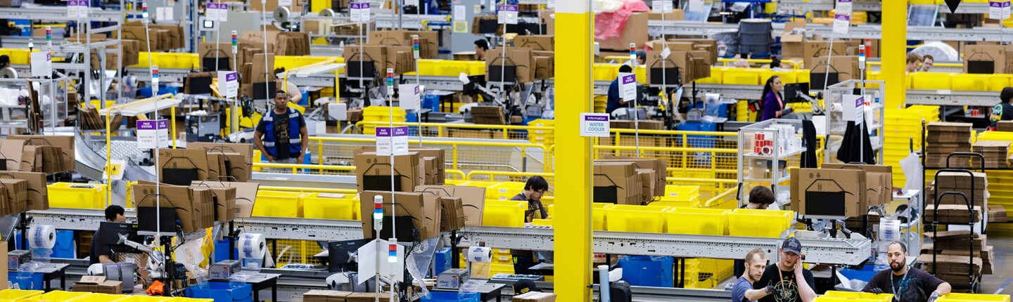 Amazon Fulfillment Center - Kent, WA