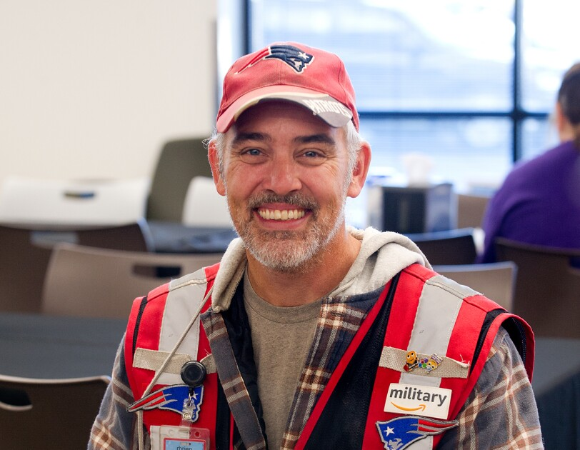 Associate Veterans enjoy celebratory meals and service-focused presentations