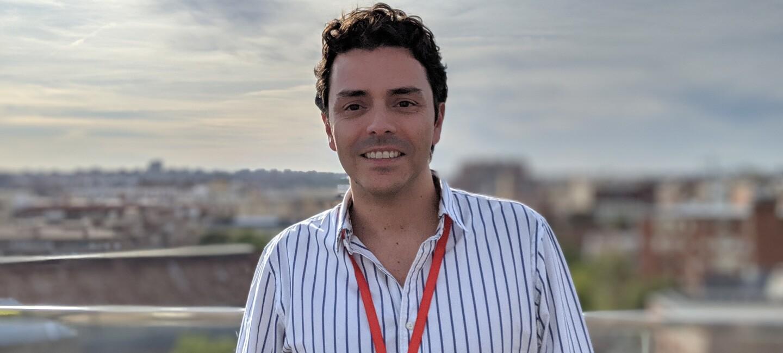 Pablo Londono portrait picture.