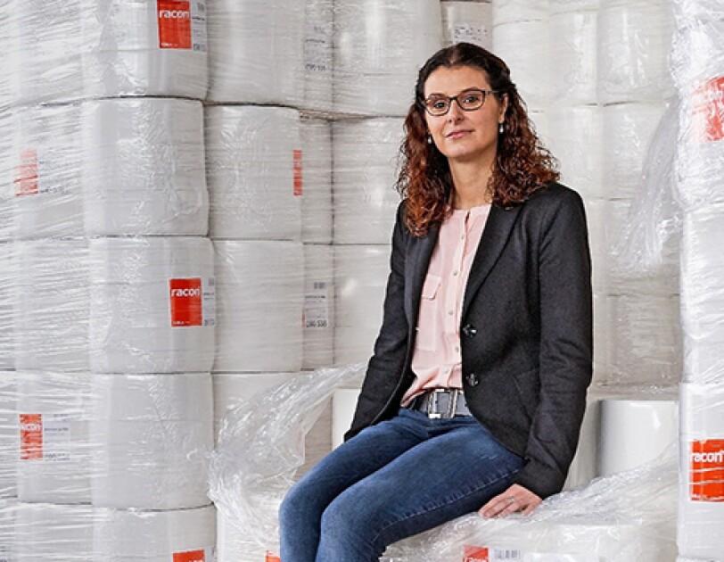 Catherine Demeulemeester, Lukas Winkels Frau, ist gemeinsam mit ihrem Mann in das Unternehmen eingestiegen.