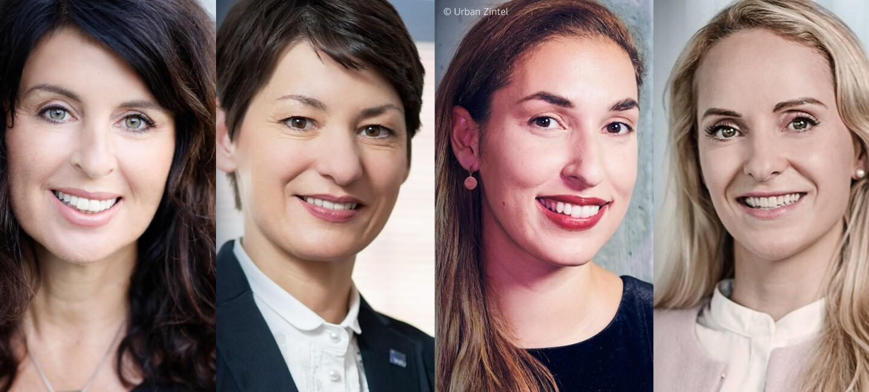 Unternehmerinnen der Zukunft - Kooperationspartner 2019